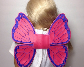 18 inch doll wings, 18 inch wings, butterfly wings for dolls, doll wings