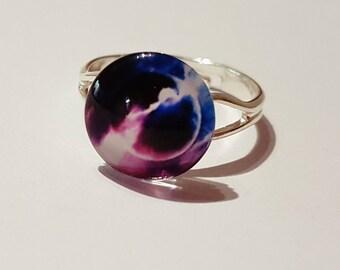 Nebula/Galaxy Ring - FREE GIFT WRAPPING