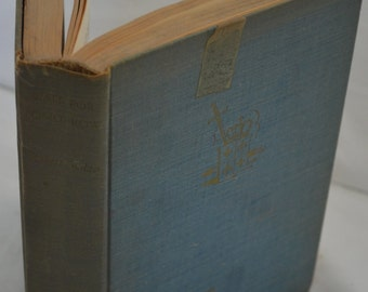 BOOK SALE! Vintage Hardback Book: Wait for Tomorrow (Robert Wilder) 1950