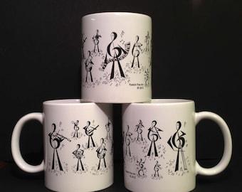 Musician cups