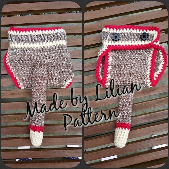 Crochet Sock Monkey Hat Pattern Sweet T Makes Three