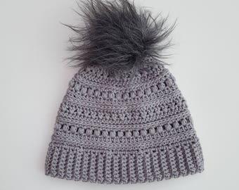 The Athena Hat Crochet Pattern