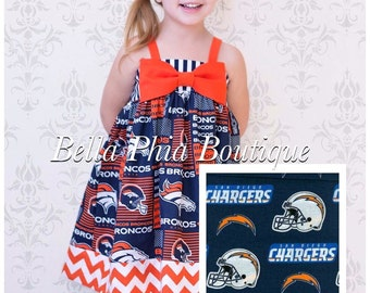 Chargers Hattie Dress