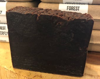 Forest Butterfly Bar Soap