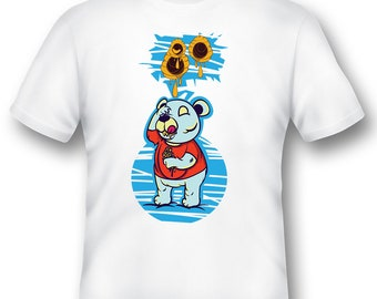 Yummi Bear Bees and honey Tee Shirt 08162017