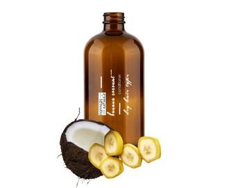 Conditioner Banana Coconut Silicone Paraben Free