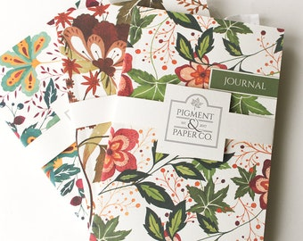 The Botanical Collection Journals