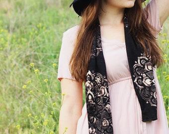 Boho fashion scarf