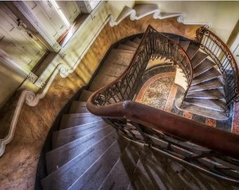 Stair Photo Print