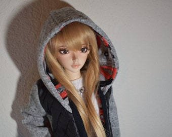 F60 Girl Cassette Poof Jacket