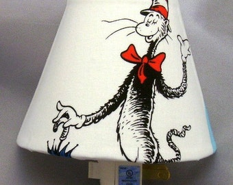 Dr Seuss Cat in the Hat Night Light