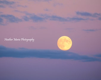 Magical Mystical Hunter's Full Moon