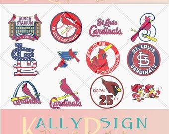st louis cardinals, cardinals svg, cardinals baseball, svg files for cricut, instant download , st louis cardinals svg, baseball sign,
