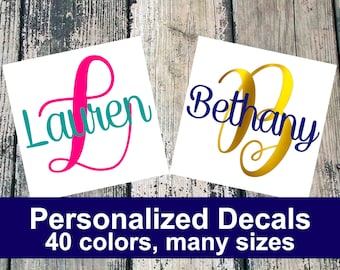 Personalized Decal