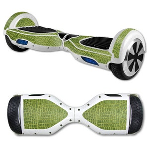 Skin Decal Wrap for Self Balancing Scooter Hoverboard unicycle Croc Skin