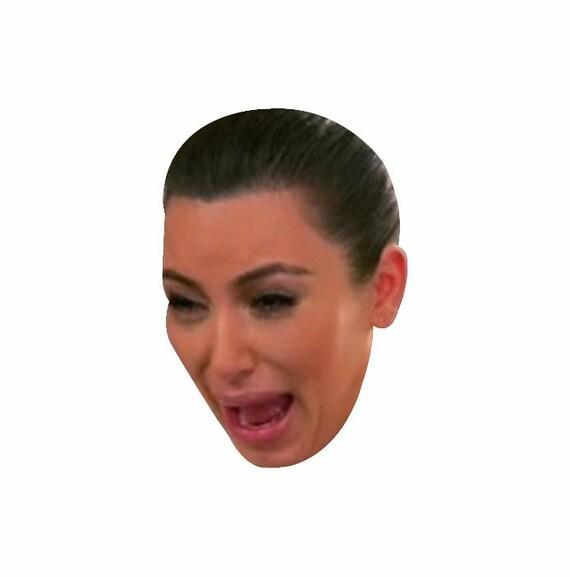 Crying kim kardashian babe magnet - Kim kardashian crying collage ...