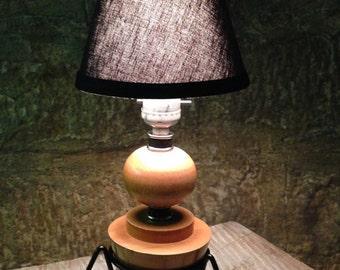 Vintage Atomic Era Mid-Century Lamps - Pair