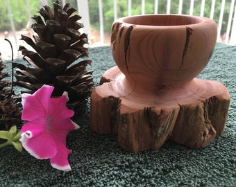 Aromatic Cedar Natural Cup Holder
