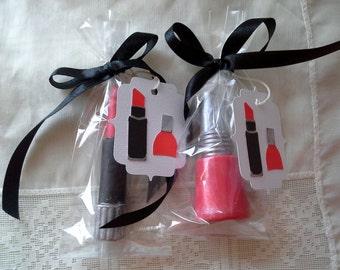 Chocolate 3 D Lipstick