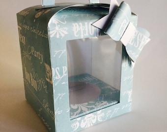 Box Muffins-Cupcakes box-Boîte Petits Gâteau