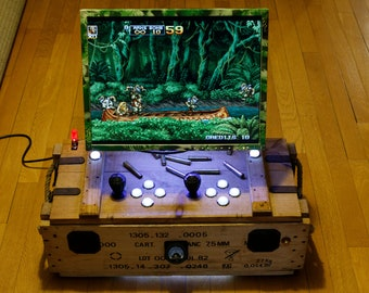Military arcade cabinet / single model