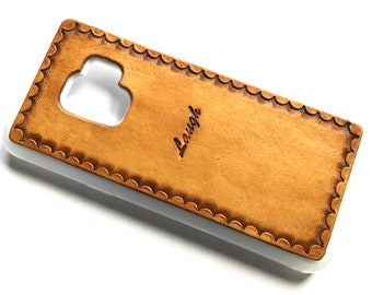 Custom iPhone 6s Case / iPhone 6 Case - Leather - Inspirational Words
