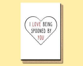 Boyfriend birthday card, anniversary card, cute love card, funny love card, boyfriend card, husband card, anniversary husband card, withpuns