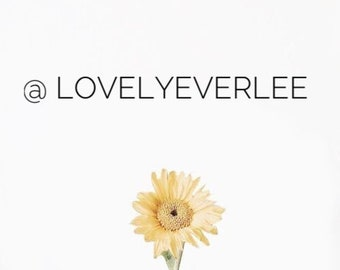 COLLAB for lovelyeverlee