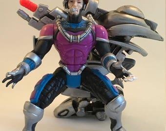 X-Men Gambit Robot Fighter