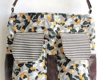 The Gabrielle Bag, tote, market bag