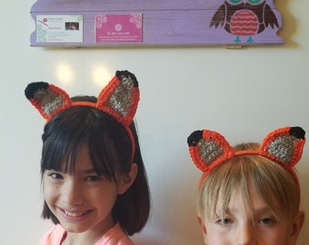 What does the fox say? headbands