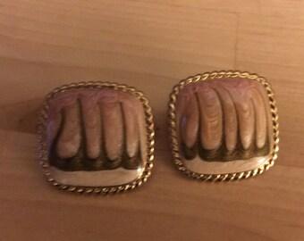 Vintage Ecclectic Earrings