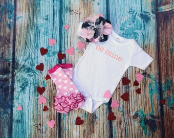 Be Mine Infant Bodysuit