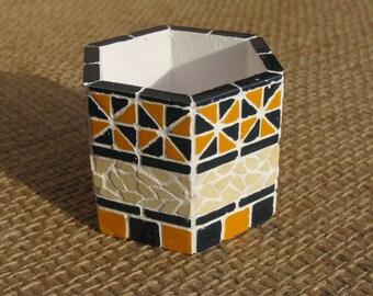 trencadís planter (1/12 miniature)