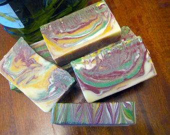 Olive Garden Soap/Olive Oil Soap Soap/Handmade Soap/Homemade Soap/Natural Soap/Mild Soap/Hand Soap/Bath Soap/Moisturizing Soap/Bar Soap