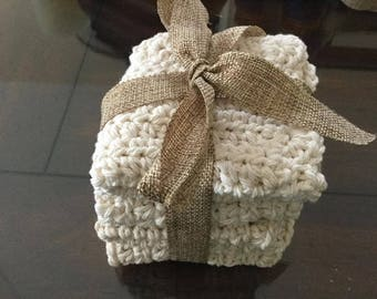 Cotton Dishcloth or washcloth