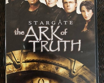 Stargate, The Arc of Truth DVD, Used