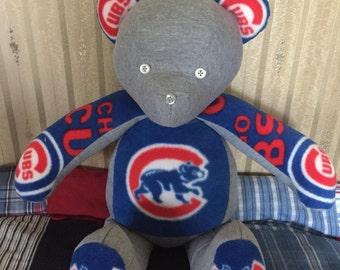 Chicago Cubs teddy bear