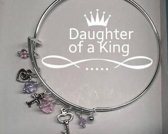 Daughter of a King Bracelets Reg 39.00 Sale 20.00