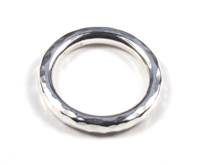 3mm Slim Round Wedding Ring