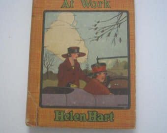 The Camp Fire Girls at Work by Helen Hart 1920