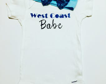 West Coast Onesie
