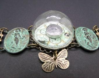 Bracelet Art new Angels are butterflies!