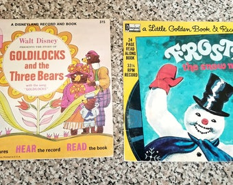 Vintage Disney books