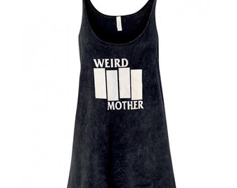 Limited Edition Weird Mother Mineral Wash Tank