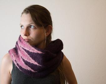 100% Icelandic Wool Scarf: Þórunn