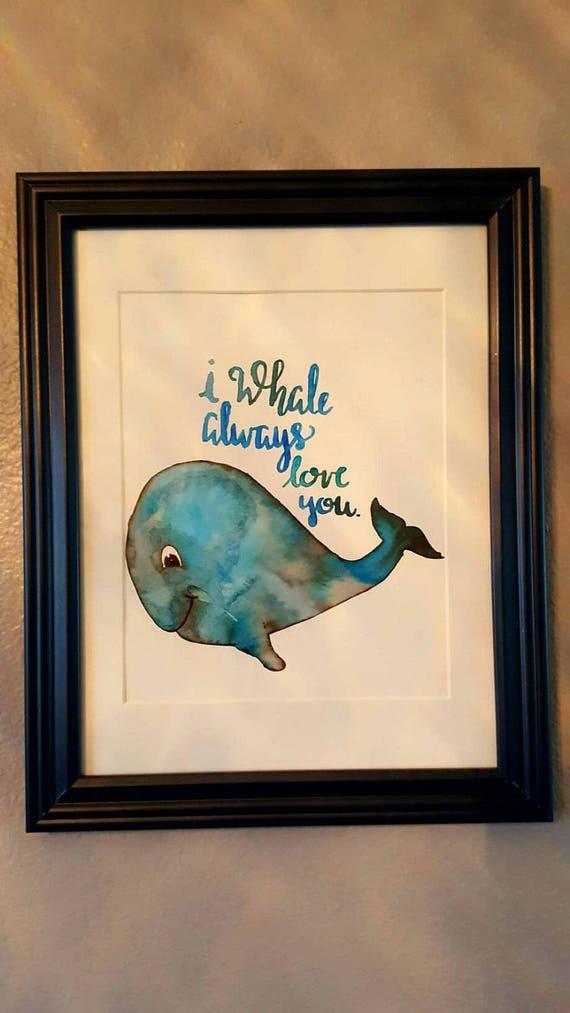 whimsy watercolor sayings wall art wall decor wording