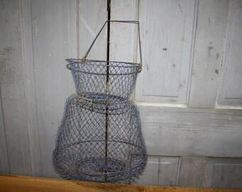 Fishing Basket - item #2539
