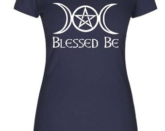 Pagan Wiccan t-shirts tee's Pentagram