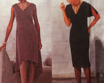 Dress Sewing Pattern UNCUT Butterick 3303 Sizes 6-10